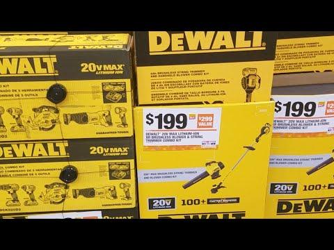 Home Depot Live ..Dewalt Days !!!