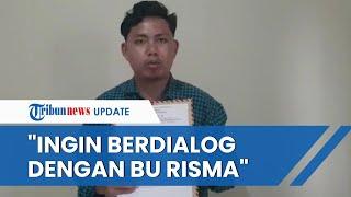 Pengakuan Mahasiswa Penerobos Penjagaan Mensos Risma di Lombok & Videonya Viral: Saya Ingin Dialog