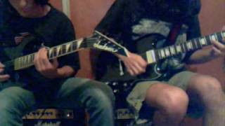 Guitar Solos Cover: In This Shallow Grave - Arch Enemy