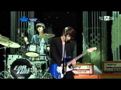 CNBLUE_아직 사랑한다(Still In Love by CNBLUE @Mcountdown_2012.03.29)