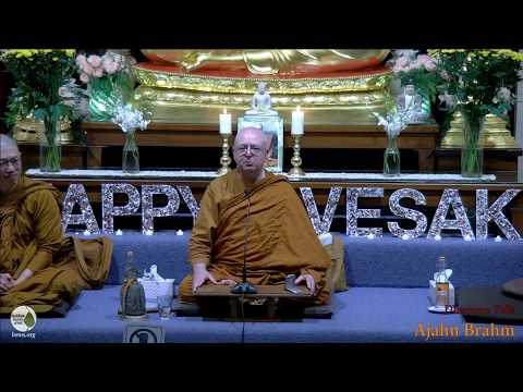 Learn to Not Blame Yourself | Ajahn Brahm | 25 May 2018