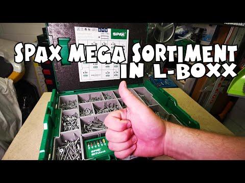 Hands on: Spax Montagekoffer L-Boxx Wirox A3J