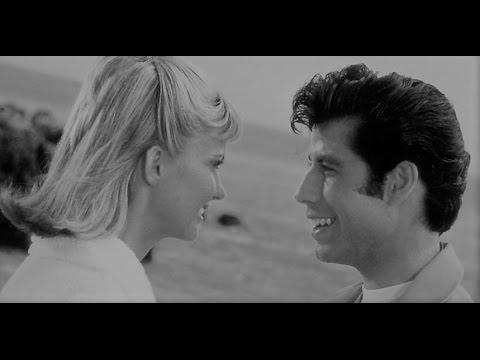 John Travolta & Olivia Newton John  * Summer Nights*