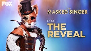The Fox Is Revealed As Wayne Brady | Season 2 Ep. 13 | THE MASKED SINGER