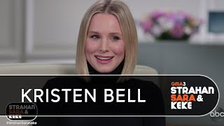 Kristen Bell On Turning 40, Husband Dax And The F-word