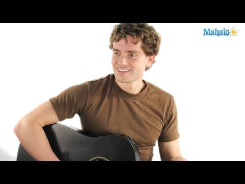 How to Play an A Augmented Chord (A+) Chord on Guitar