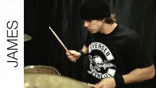 """God Hates Us"" - Avenged Sevenfold (Drum Cover) by James"