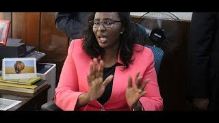 Beatrice Elachi suspends Nairobi MCA for missing assembly sittings for two years