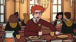 Гарри Поттер и узник Азкабана (отрывок)