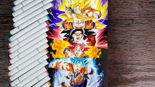 Drawing Gokus Transformations