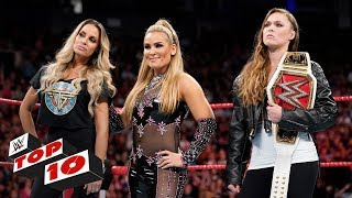 Top 10 Raw moments: WWE Top 10, August 27, 2018