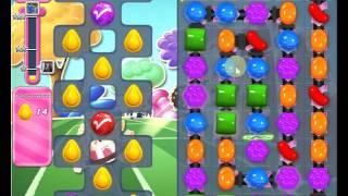 Candy Crush Saga LEVEL 1437 new version (20 moves)