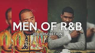 Men Of R&B (Feat. Chris Brown Usher Neyo & More!) | DJ Discretion Remix