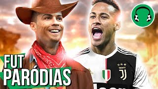 ♫ CR7 canta OLD TOWN ROAD (p/ Neymar) | Paródia Lil Nas X ft. Billy Ray Cyrus