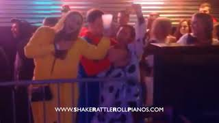 Shake Rattle & Roll Dueling Pianos Video of the Week - Albany Onesie Bar Crawl