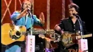 Travis Tritt and Marty Stuart - The Whiskey Ain't Workin' Anymore