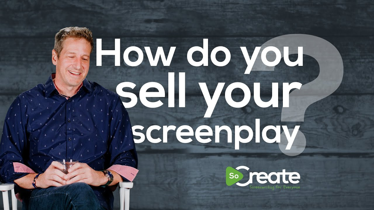How Do I Sell My Screenplay? Screenwriter Donald H. Hewitt Weighs In