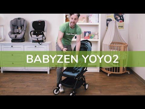 BABYZEN YOYO 2 Stroller   BABYZEN YOYO2 Full Review   Magic Beans   Best Lightweight Strollers