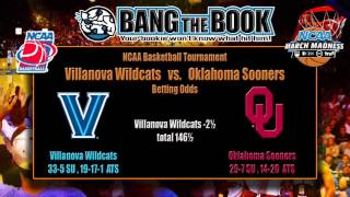 Oklahoma vs. Villanova Final Four Pick, Odds & Prediction