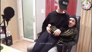 BTS Jimin is Jhope's baby compilation