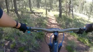 Quick and short edit of the Pikes Peak Plummet - Elk Park to Jones.