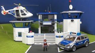Playmobil Film deutsch: Polizei & Feuerwehr Verfolgungsjagd   Kinderfilm / Kinderserie