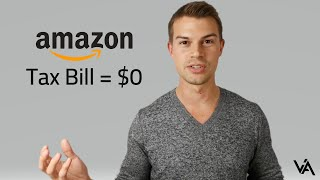 Amazon paid NOTHING in federal tax: The simple reasons why