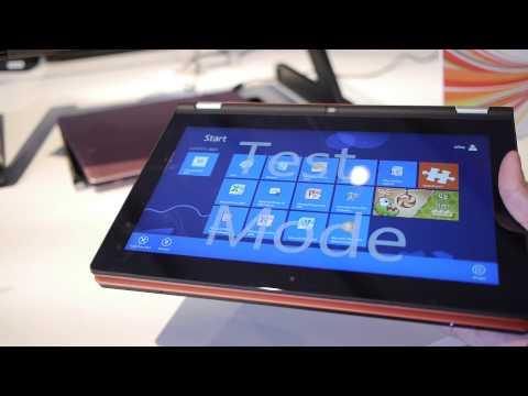 Lenovo Yoga 11S уже можно заказывать