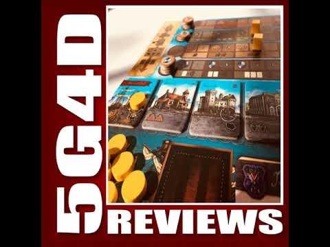 Endeavour: A 5G4D Review