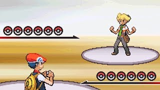 All Battles vs Rival Barry!! [Pokemon Diamond]
