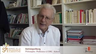 Les extraits du Sommet #030 – Dominique Bourg