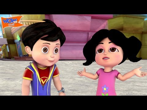 Download Vir The Robot Boy Hindi Cartoon For Kids Vir Vs Jinn Unc