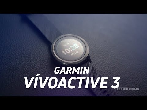 Garmin vívoactive 3 Review