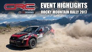 Rally - Invermere2017 Round2 Highlights 1