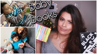 How To Introduce Books To Babies |  Books I Use For Baby | Baby Books | Books For Babies & Newborns