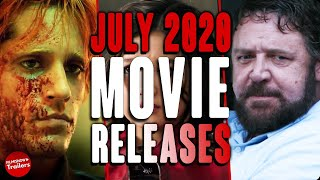 MOVIE RELEASES YOU CAN'T MISS JULY 2020