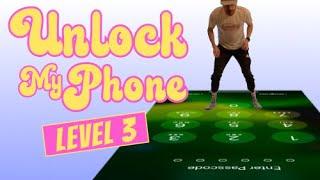 Unlock My Phone Level 3