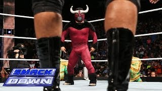 El Torito vs. Jinder Mahal: SmackDown, May 30, 2014