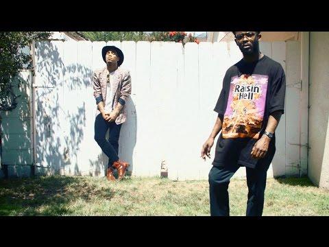 nxworries anderson paak and knxwledge suede official video
