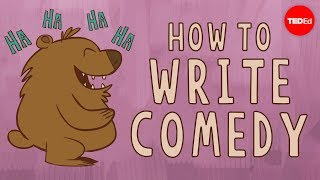 How to make your writing funnier – Cheri Steinkellner