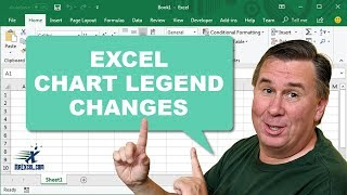 "Learn Excel 2013 - ""Chart Legend Changes"": Podcast #1693"