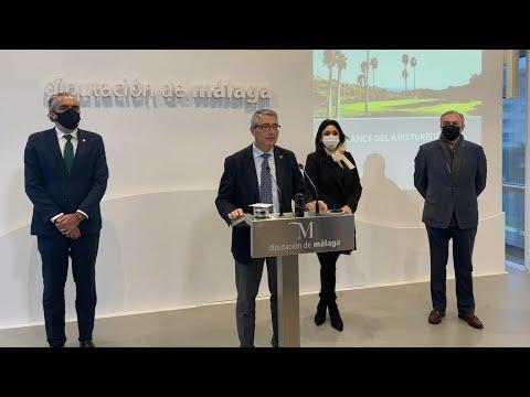 Presentación del Balance Turístico 2020