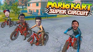 Rules of Survival: Mario Kart Edition ft. iFerg, Medalcore, dHitman, and More