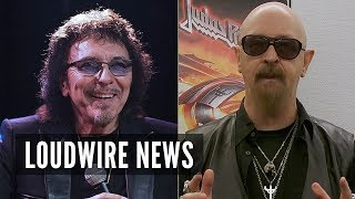 Tony Iommi + Rob Halford to Collaborate?