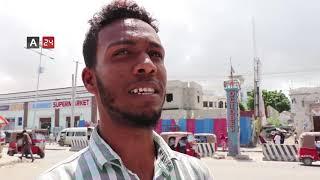 Somalia  Citizens express their delight for launching Qatar Airways direct flights in Mogadishu
