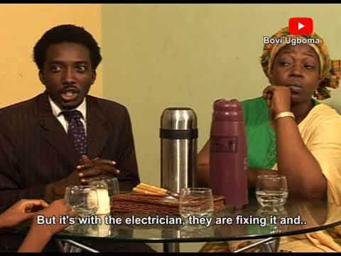 Little Niece Visit (The Bovi Ugboma Show) (Episode 26)