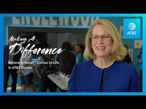 AT&T Believes Chicago's Englewood Location is Making a Difference in the Community-youtubevideotext