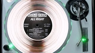 DOUBLE VISION - ALL RIGHT (DJ X-PLAY X-TENDED VERSION) (℗1995)