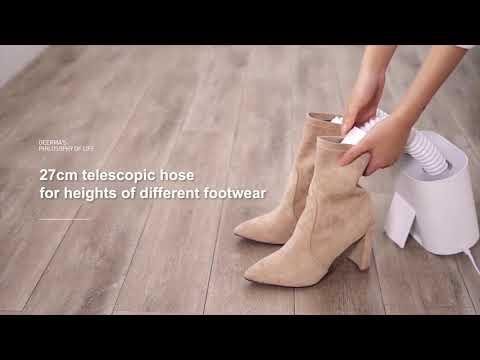 , title : 'Deerma HX10 Intelligent Multi-Function Retractable Shoe Dryer from Xiaomi Youpin'