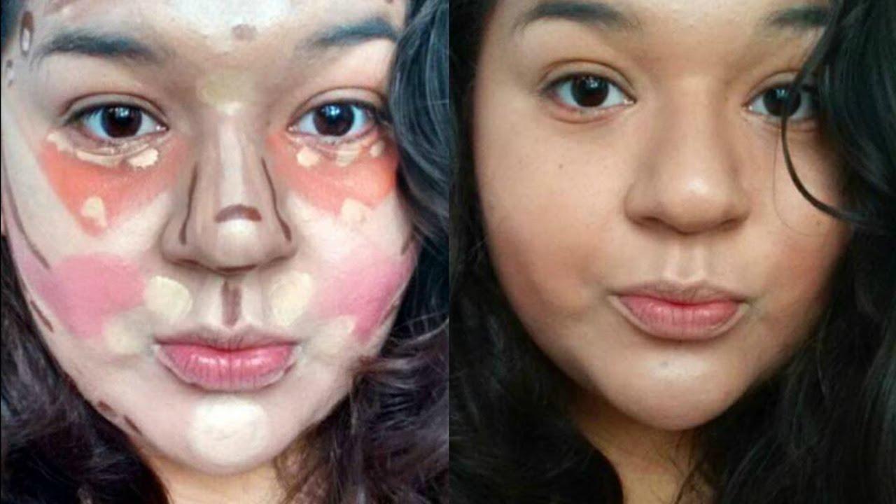 Clown Contouring - Contornos de Payaso